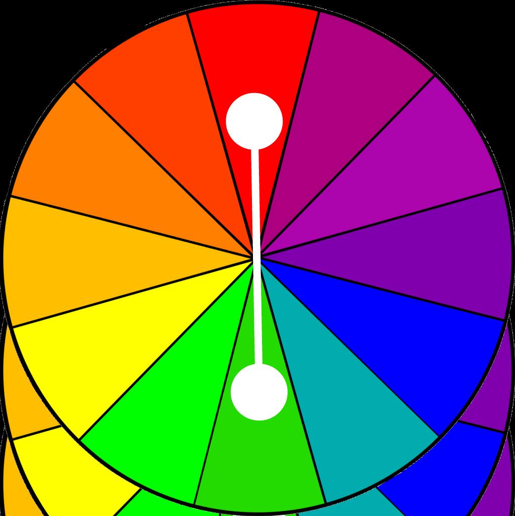 The Color Wheel • Cindi Gay Rug Hooking